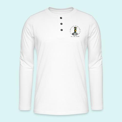 El Pato Loco - Henley long-sleeved shirt