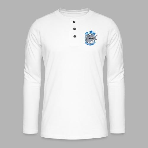 SB JAWS - Henley pitkähihainen paita