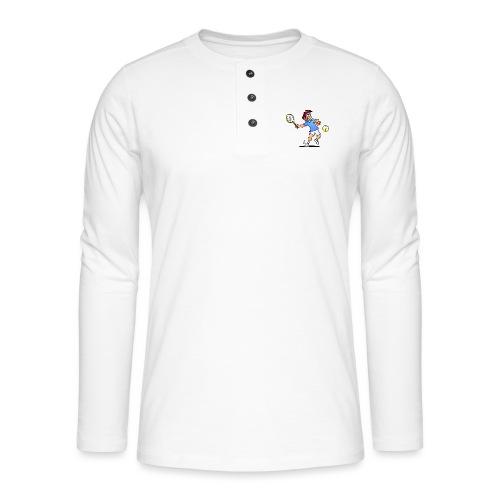 Tennis IV fc - Henley long-sleeved shirt