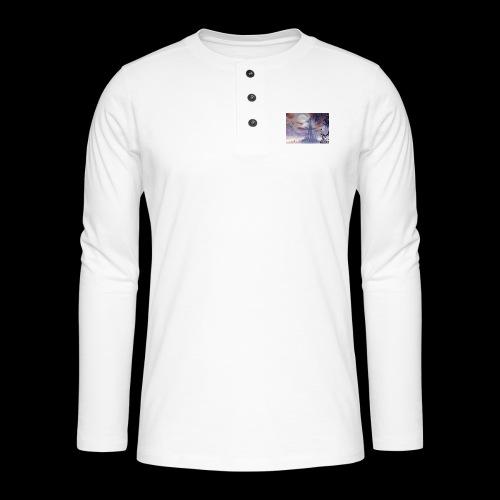 FANTASY 3 - Henley Langarmshirt