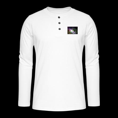 FANTASY 2 - Henley Langarmshirt