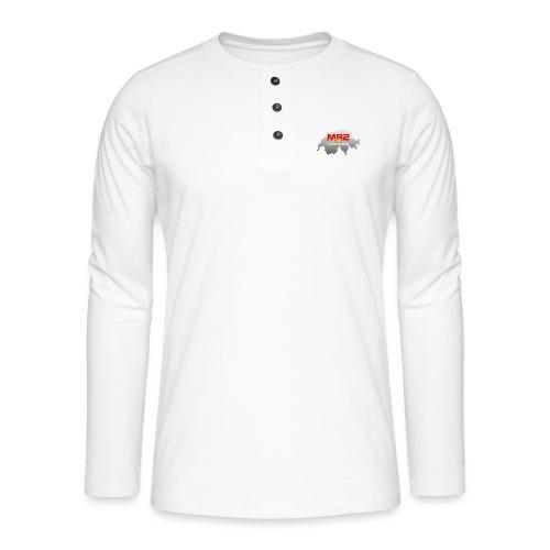 Logo MR2 Club Logo - Henley Langarmshirt