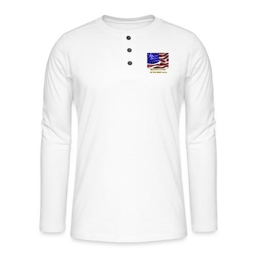 AMERICAN BENNYBOY90 MERCH - Henley long-sleeved shirt