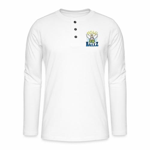 Holy Ballz Charlie - Henley long-sleeved shirt