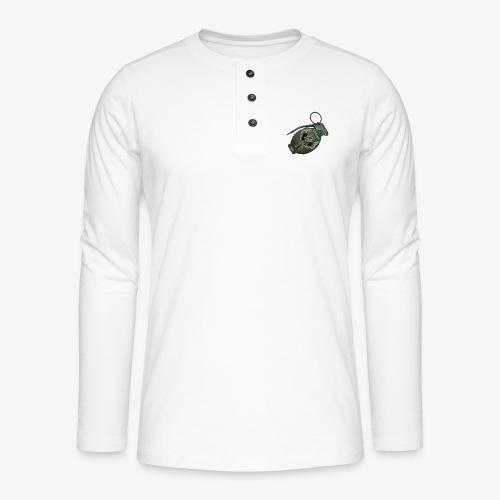 OutKasts Grenade Side - Henley long-sleeved shirt