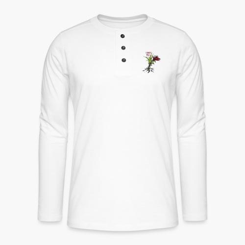 Serenity Trace - Jamais Vu Cover - Henley langermet T-skjorte