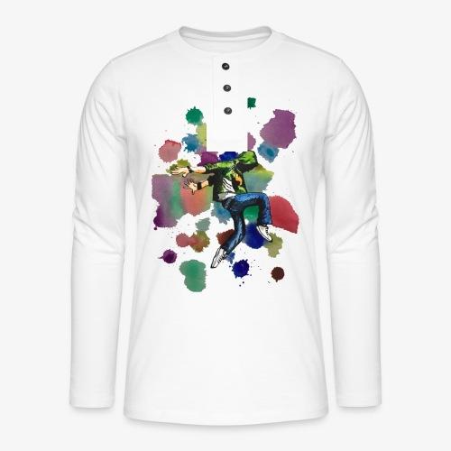 Dancer - Henley long-sleeved shirt