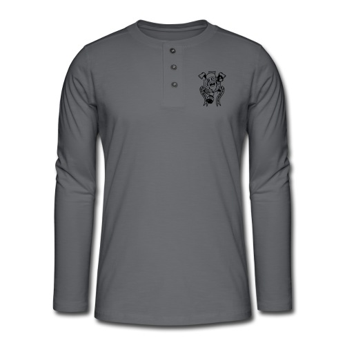 Lumber Jacques - T-shirt manches longues Henley