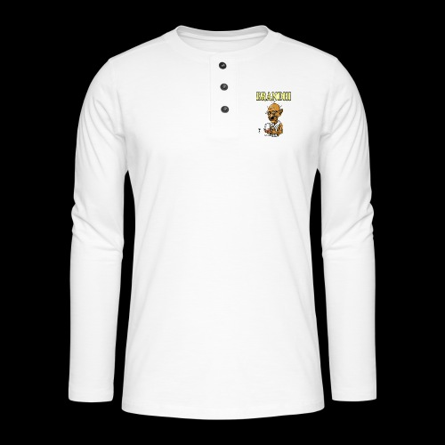 Brandhi - Henley long-sleeved shirt