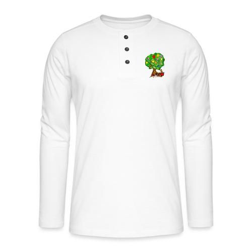 LebensBaum - Henley Langarmshirt