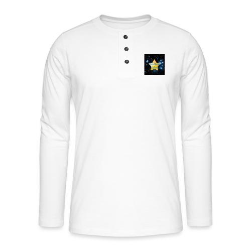 Logo Janvier-Juin 2017 de StarStudio LeLive ! - T-shirt manches longues Henley