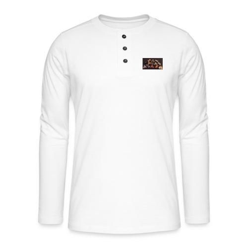 Jaiden-Craig Fidget Spinner Fashon - Henley long-sleeved shirt