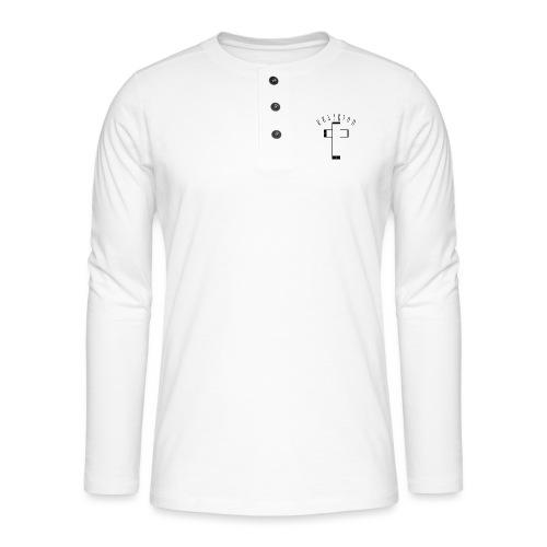 RELIGION - Camiseta panadera de manga larga Henley