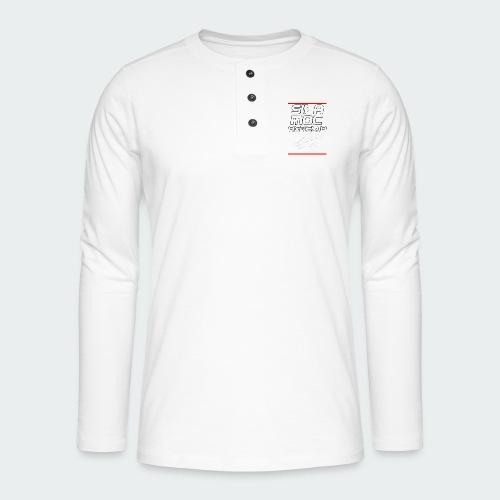 Damska Koszulka Premium TheWolf - Koszulka henley z długim rękawem