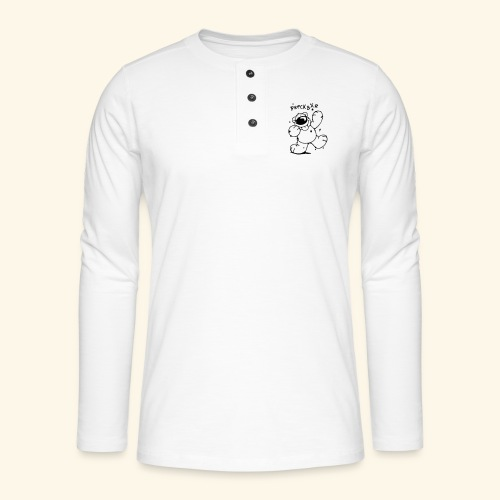 Dreckbär - Henley Langarmshirt