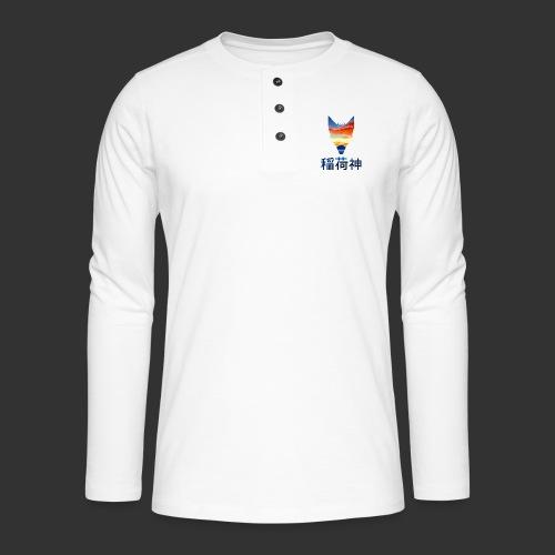 Inari Fox (Fuji Edition) - T-shirt manches longues Henley