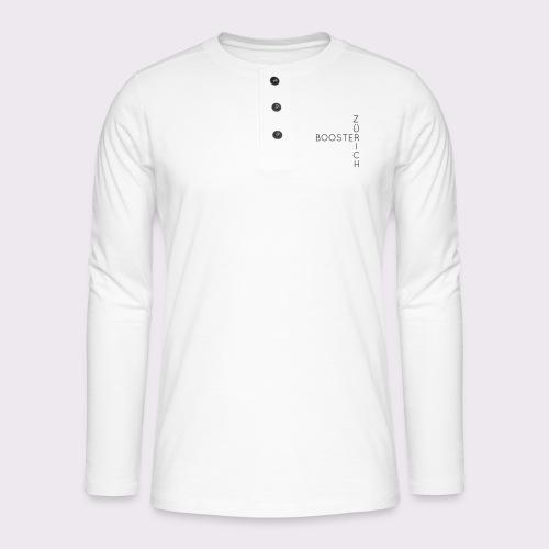 Zürich booster - Henley long-sleeved shirt