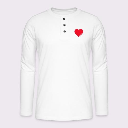 lovebooster - Henley long-sleeved shirt