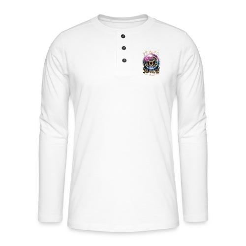 TAUREAU - T-shirt manches longues Henley