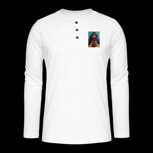 los fieles difuntos - Henley long-sleeved shirt