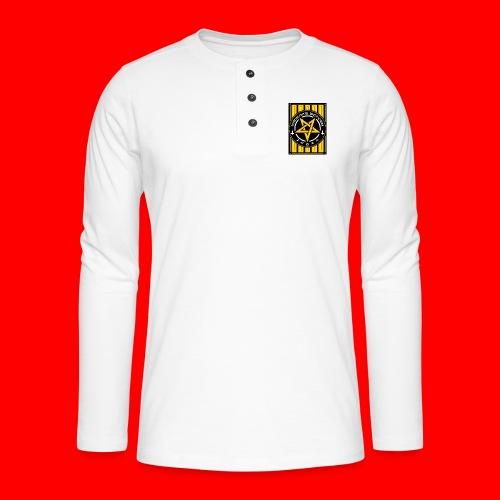Damned - Henley long-sleeved shirt