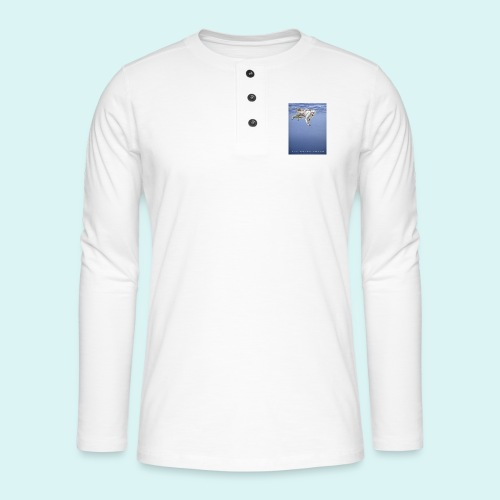 The Polar Dream - Henley long-sleeved shirt