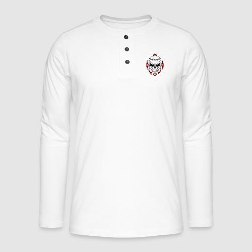 Totenkopf - Henley Langarmshirt
