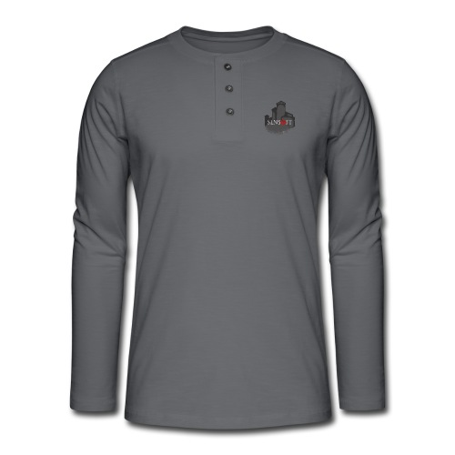 slnsoft - Henley pitkähihainen paita