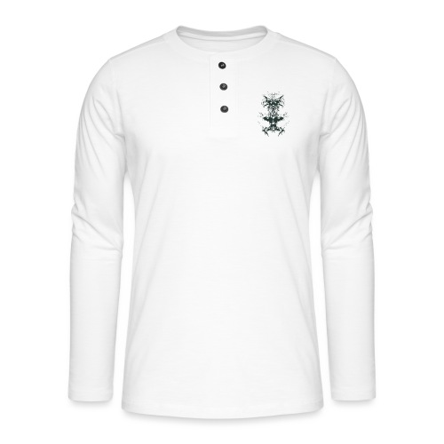 Magnoliids - Henley long-sleeved shirt