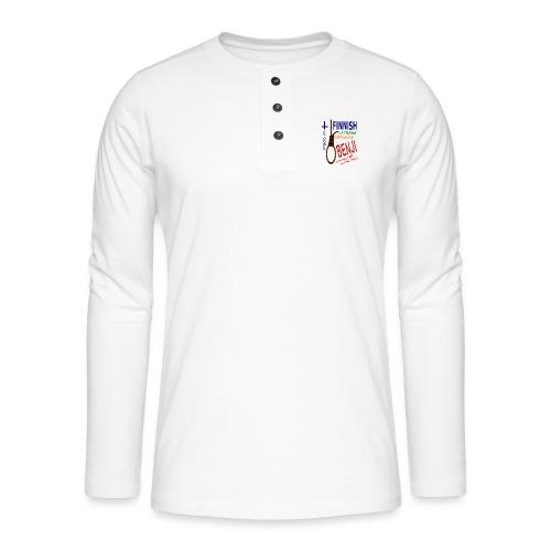 FINNISH-BENJI - Henley long-sleeved shirt