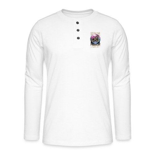 POISSONS - T-shirt manches longues Henley