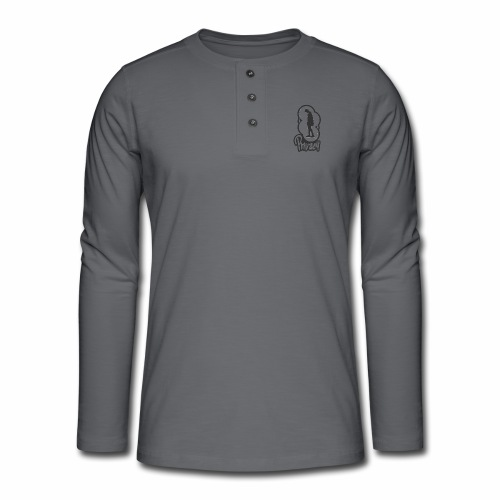 Privacy V2 - T-shirt manches longues Henley