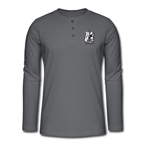 Octopus - Henley long-sleeved shirt