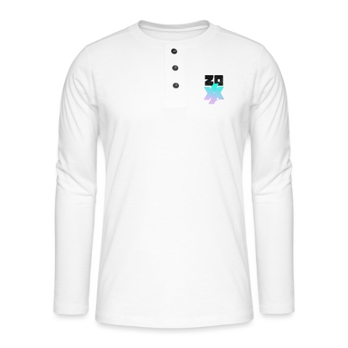 2020 - Henley long-sleeved shirt