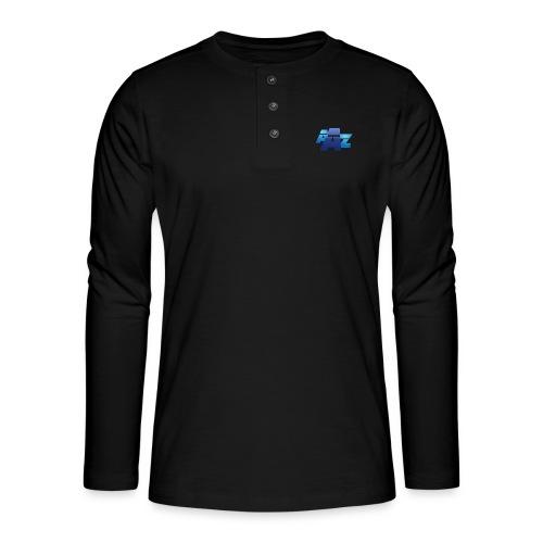 Logo unique - T-shirt manches longues Henley