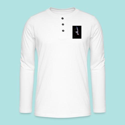 Respect - Henley long-sleeved shirt