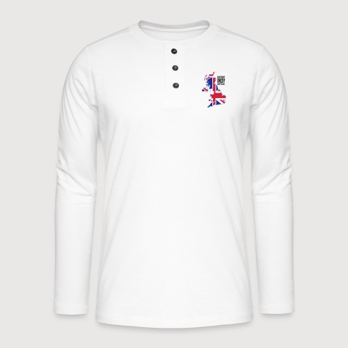 Indy Britain - Henley long-sleeved shirt