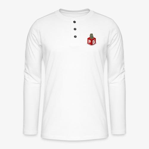 Preikestolen Gamers - Henley langermet T-skjorte