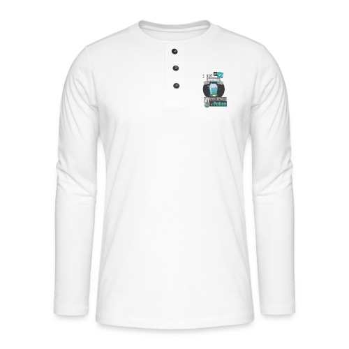 Potion - T-shirt manches longues Henley