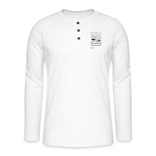 BEREADY_BOY.png - Henley shirt met lange mouwen