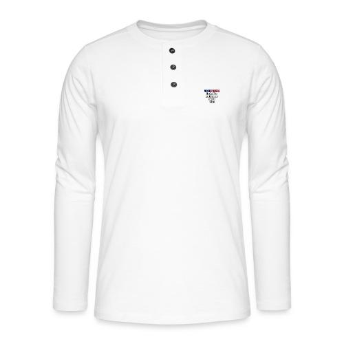 aime - T-shirt manches longues Henley