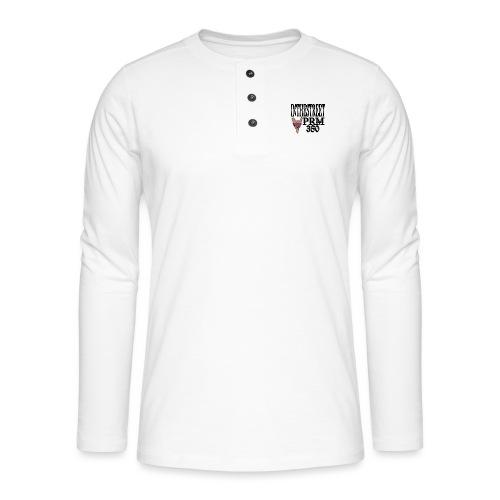 PRM 380 1 - T-shirt manches longues Henley