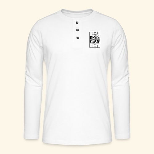 KREISKLASSE im Fußballfeld - Henley Langarmshirt