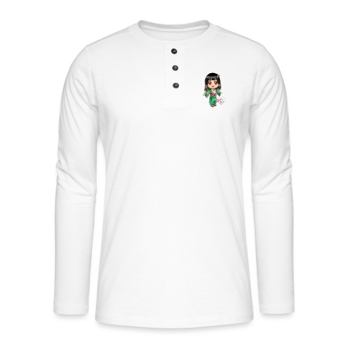Rosalys crossing - T-shirt manches longues Henley