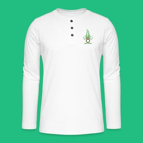 GRENADE LEGION - T-shirt manches longues Henley