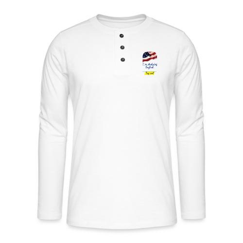 Base Try me 0 04 - Camiseta panadera de manga larga Henley