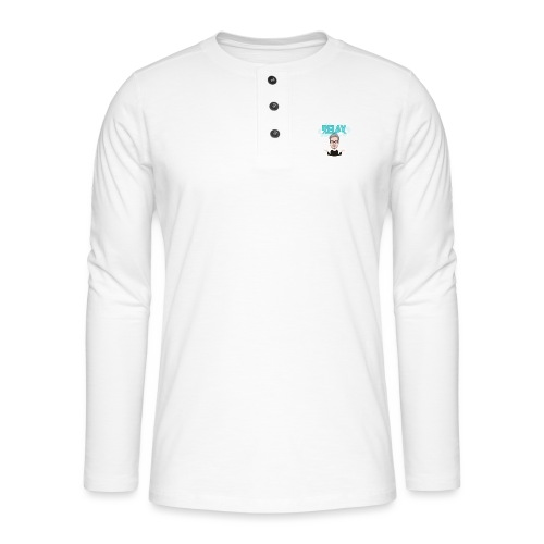 Relax - Henley long-sleeved shirt