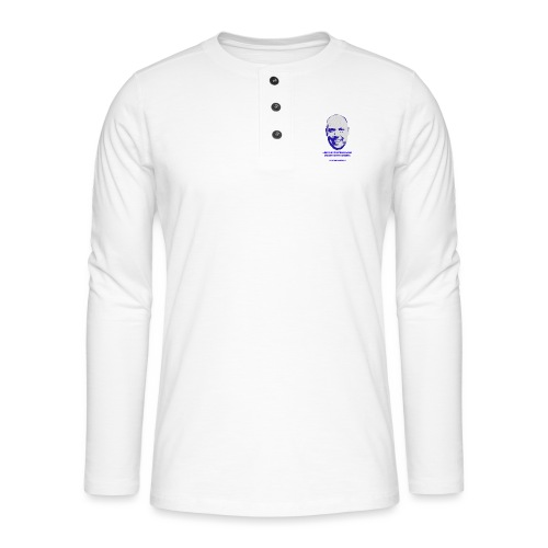 Markman - Henley langermet T-skjorte