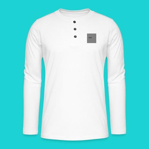 logo-png - Henley long-sleeved shirt