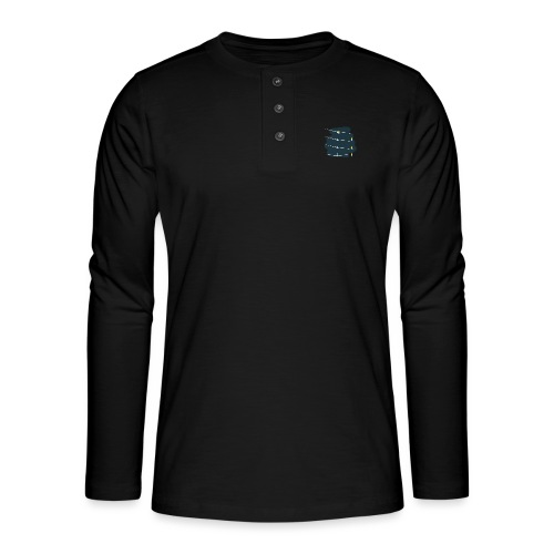 4x tip runner - Henley long-sleeved shirt